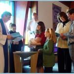 The Munchkin's Baptism