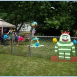 The Munchkin's Yo Gabba Gabba Birthday Party!