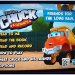 Review: Chuck & Friends iPad App