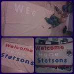 Welcome Home Stetsons!