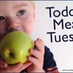 Toddler Meals Tuesdays