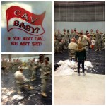 Cav Baby Ceremony