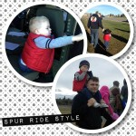 Small Style: Spur Ride Style