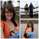 Babywearing Wednesday – Week 7, Now with Linky!