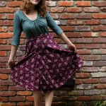 Weekly Wears – 70s Circle Skirt