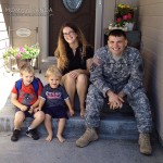 Dusty Blog, Again. Deployed Soldier's Spouse, Again.