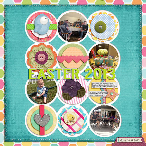 scrapbook-page--florida-easter