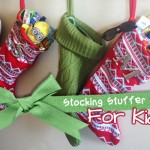 Stocking Stuffer Ideas for Little Kids