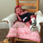 Lil' Miss: One Week Old