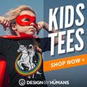 Kid's Tees - 125x125