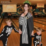 Wear 'Em Wednesday: Queen of the Skeletons Bowling