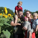 Wear 'Em Wednesday: Kansas Sunflowers